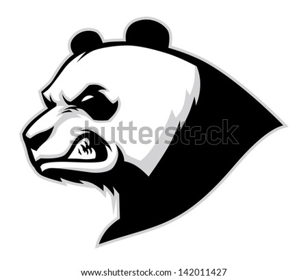 Panda Head Stock Images, Royalty-Free Images & Vectors | Shutterstock