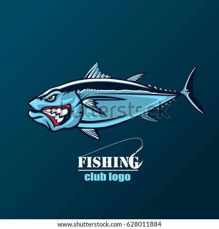 Tuna stock images royalty free images vectors for Angry fish sushi