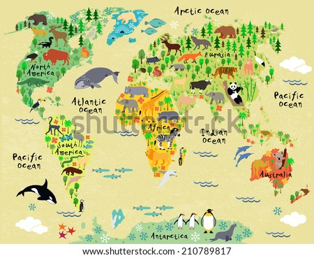North Europe Stock Images RoyaltyFree Images Vectors - Map of europe for children