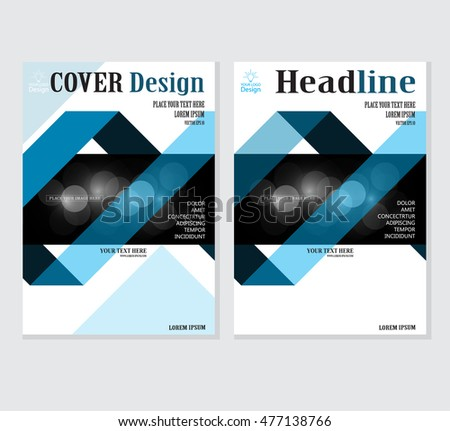 Annual business report cover template booklet stock vector royalty annual business report cover template booklet brochure cover poster presentation business friedricerecipe Images