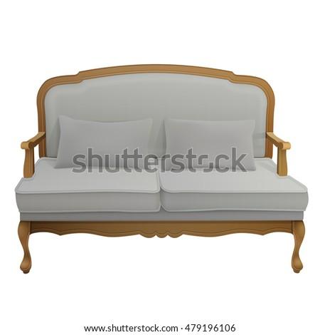 100 grey sofa wooden legs coaster bachman sofa with track a