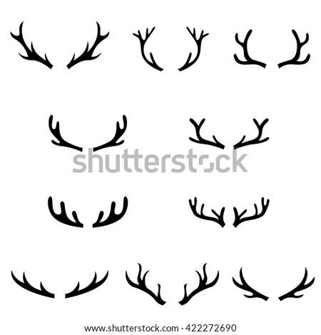 Deer Rack Designs: Deer antlers quot the hunt is over ...
