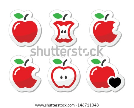 Apple Core Stock Images, Royalty-Free Images & Vectors ...