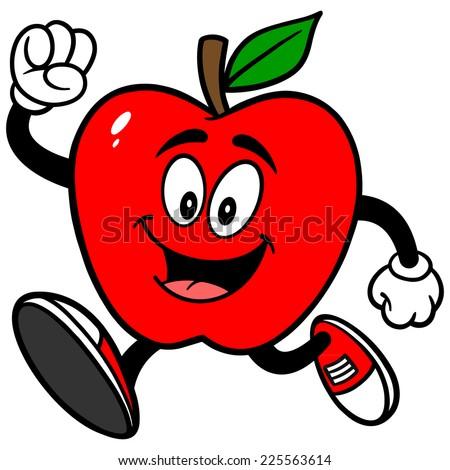 apple cartoon stock images  royalty free images   vectors Wedding Rings Clip Art Heart Designs Clip Art