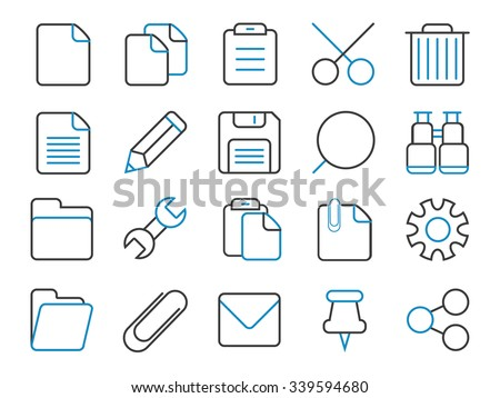 cut and paste stock vectors vector clip art shutterstock. Black Bedroom Furniture Sets. Home Design Ideas