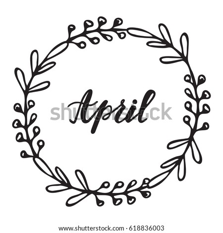 Spring Invitation Template with amazing invitations design