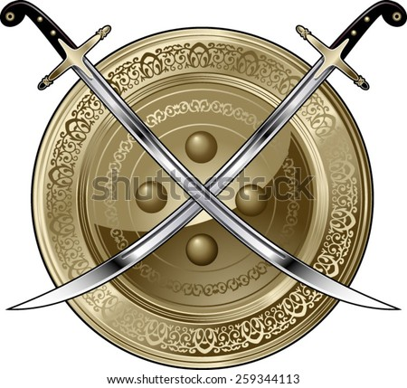 Arabic Sword Stock Images, Royalty-Free Images & Vectors ...