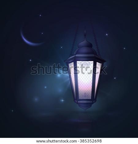 Garland lamp light blur bokeh Stock Video Footage - VideoBlocks