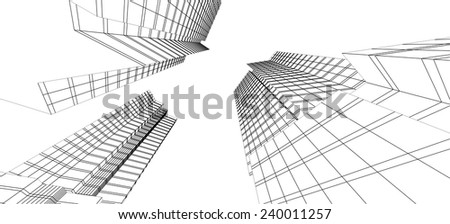 architecture building background