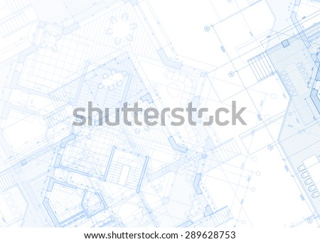 Blueprint stock images royalty free images vectors shutterstock architecture design blueprint plans vector illustration malvernweather Gallery