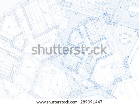 Architecture blueprint stock images royalty free images vectors architecture design blueprint vector illustration malvernweather