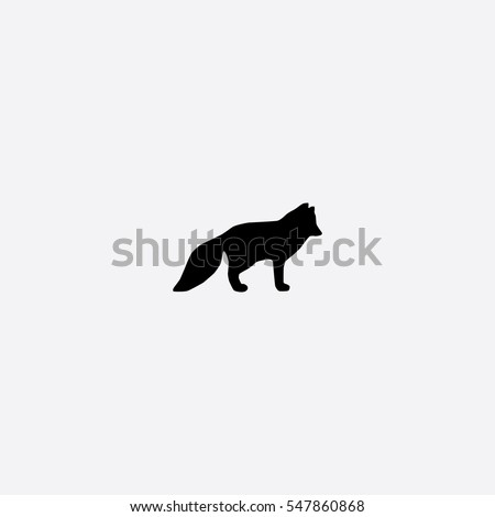 Wolf Silhouette Vector Illustration Stock Vector 298408454 ...
