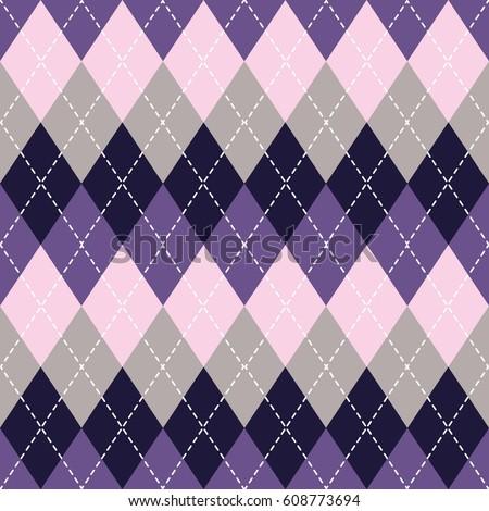 Lavender pattern background