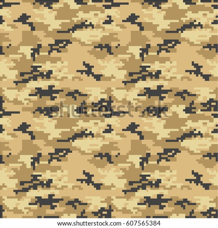 Camouflage Seamless Pattern Stock Images, Royalty-Free ...