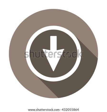 Arrow icon, Arrow icon eps10, Arrow icon vector, Arrow icon eps, Arrow icon jpg, Arrow icon picture, Arrow icon flat, Arrow icon app, Arrow icon web, Arrow icon art, Arrow icon, Arrow icon object - stock vector