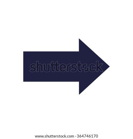 arrow Icon JPG, arrow Icon Graphic, arrow Icon Picture, arrow Icon EPS, arrow Icon AI, arrow Icon JPEG, arrow Icon Art, arrow Icon, arrow Icon Vector - stock vector