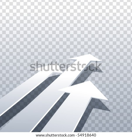 arrows - stock vector