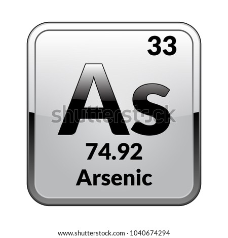 Atomic mass stock images royalty free images vectors shutterstock chemical element of the periodic table on a glossy white background in a urtaz Image collections