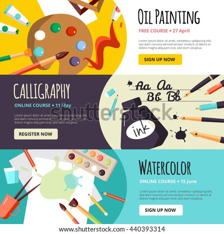 Art And Craft Stock Images Royalty Free Images Vectors