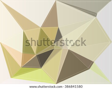 art colorful vector abstract shape background color