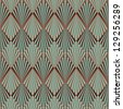 art deco style seamless pattern ...
