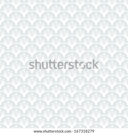 silver white texture art deco vector geometric pattern silver stock vector 167318279