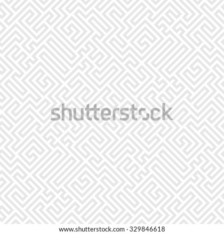 Art Greece vintage ethnic seamless gray vector pattern. abstract repeating texture background - stock vector