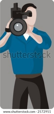 Art Illustrations Series. Check my portfolio for much more of this series as well as thousands of similar and other great vector items. - stock vector