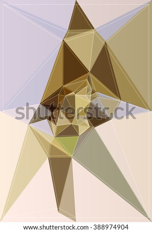 art style texture concept mosaic geometry graphic