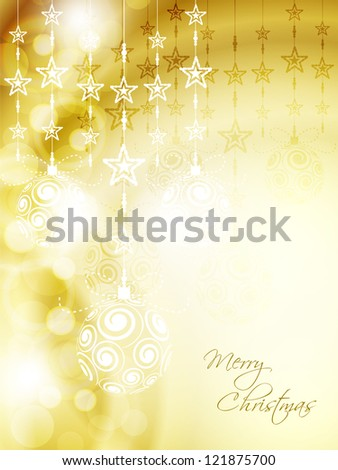 artistic colorful Christmas background. vector illustration.