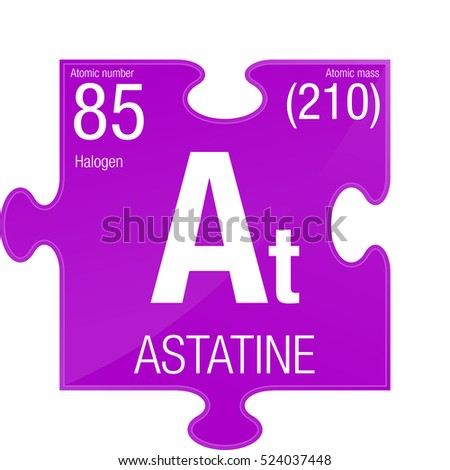 Astatine stock images royalty free images vectors for Table of elements 85