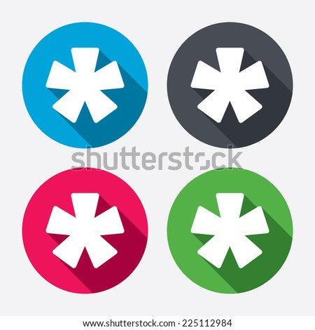 Asterisk Footnote Sign Icon Star Note Symbol For More. Opiate Signs. Elevation Signs Of Stroke. Asperger Syndrome Signs. Duke Basketball Signs. Vertigo Signs Of Stroke. Silica Dust Signs. Statistics Punjab Signs. Etiquette Signs
