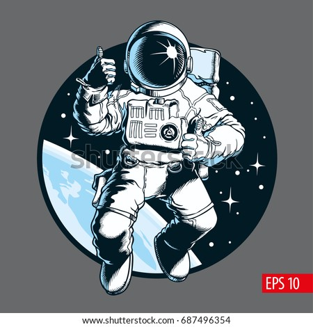 Astronaut Stock Images...