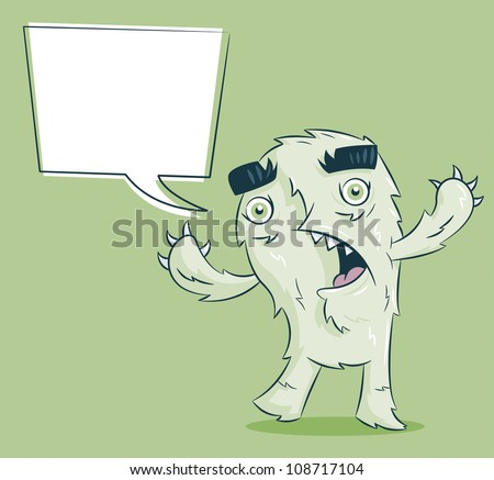 Attention Please - stock vector