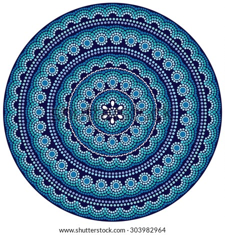Aboriginal art stock images royalty free images vectors australia aboriginal art vector background a illustration based on aboriginal style of dot painting depicting toneelgroepblik Image collections