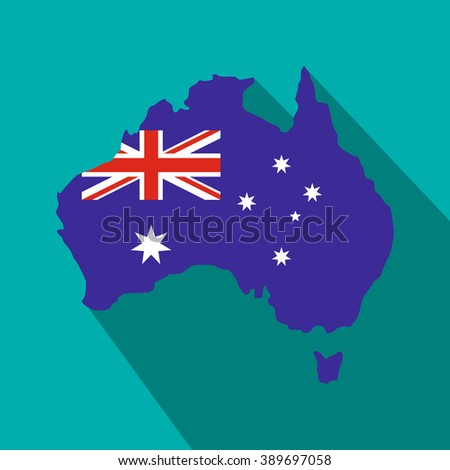Australia map icon. Australia map icon art. Australia map icon web. Australia map icon new. Australia map icon www. Australia map icon app. Australia map icon big. Australia map icon ui - stock vector