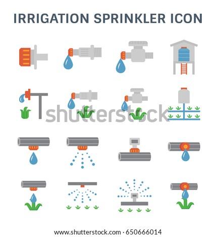 automatic water sprinkler and irrigation system for garden and lawn - Garden Sprinkler Design