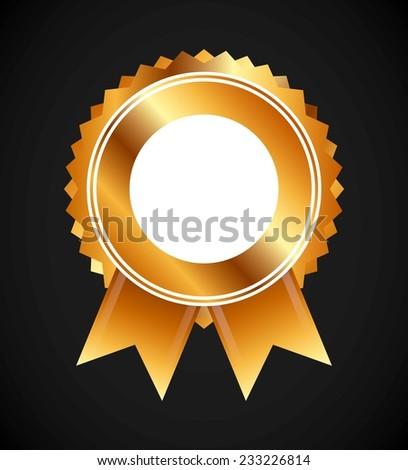 award design , vector illustration - stock vector