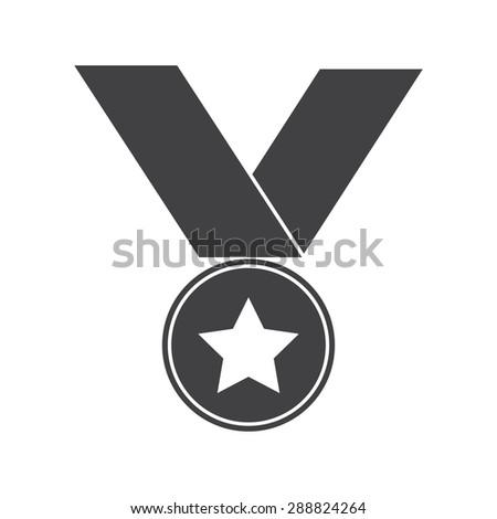 Awards icon - stock vector