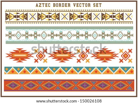 Native american borders Stock Photos, Images, & Pictures ...
