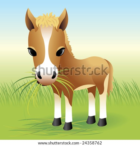 Baby Animal collection: Horse More baby animals in my gallery.