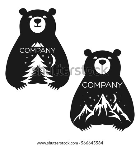 Bear Logo Stock Images, Royalty-Free Images & Vectors | Shutterstock