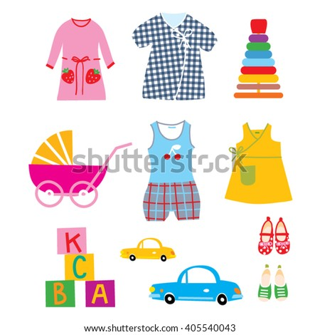 Dresses for Toys