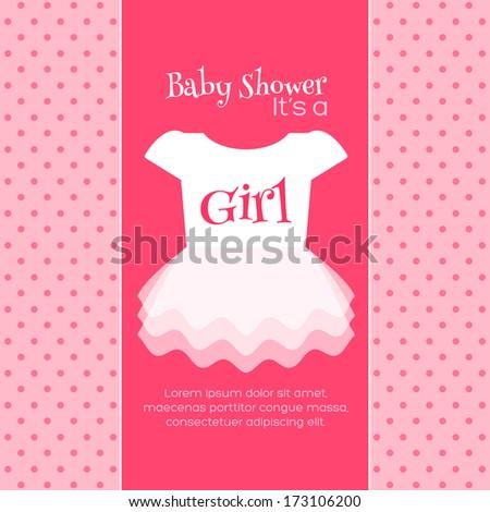 baby girl dress stock images royalty free images vectors shutterstock. Black Bedroom Furniture Sets. Home Design Ideas