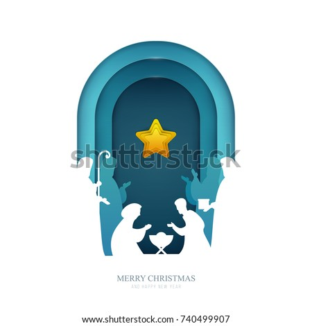 Christmas Nativity Stock Images Royalty Free Images