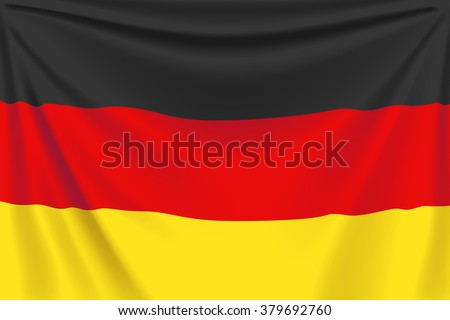 back flag germany