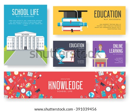 online book cover page design