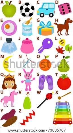 Z Alphabet Images Stock Images similar to ID 149958062 - colorful children alphabet...