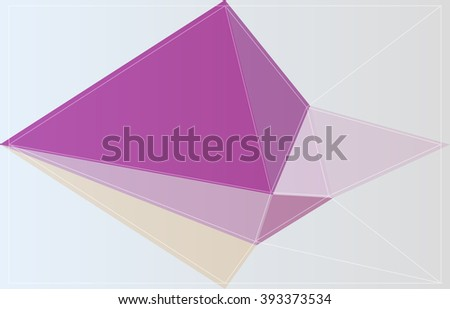 backdrop abstract triangle mosaic background wallpaper polygon