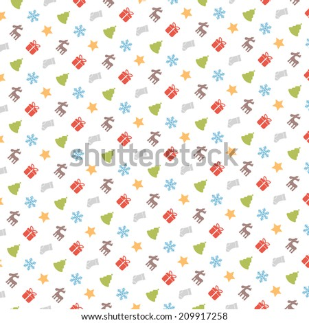 Background christmas. Christmas decoration - stock vector
